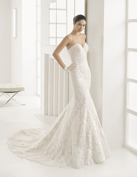Obadia (1A100) Wedding                                          dress by Rosa Clara