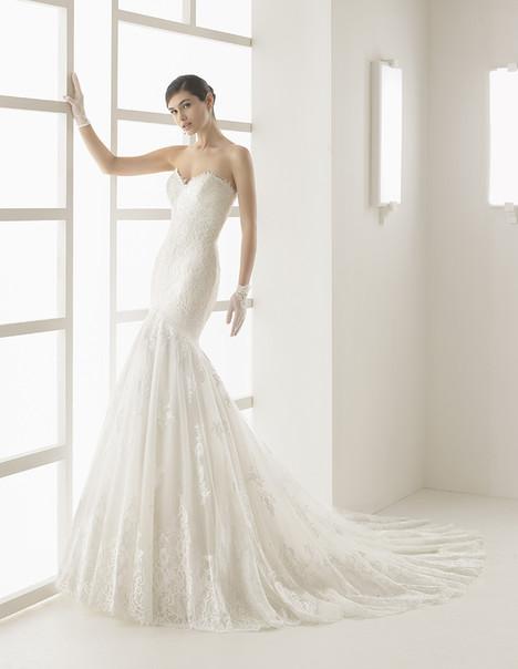 Ocre (1A117) Wedding                                          dress by Rosa Clara