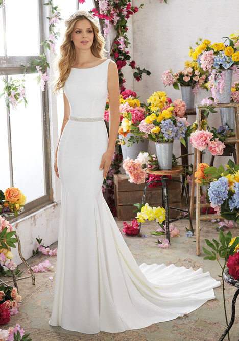 6857 Wedding                                          dress by Mori Lee: Voyage