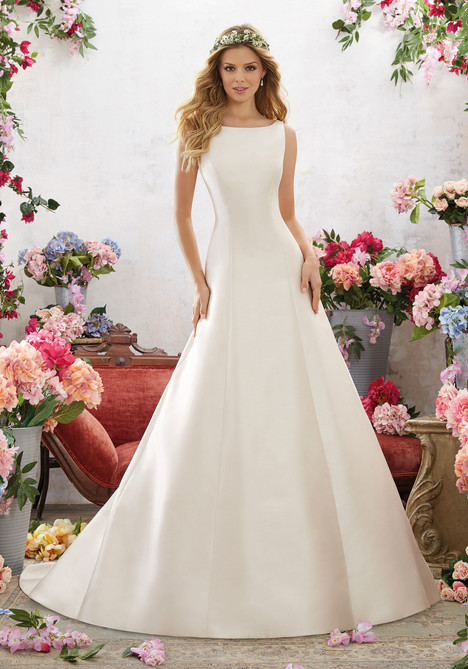 6858 Wedding                                          dress by Mori Lee: Voyage