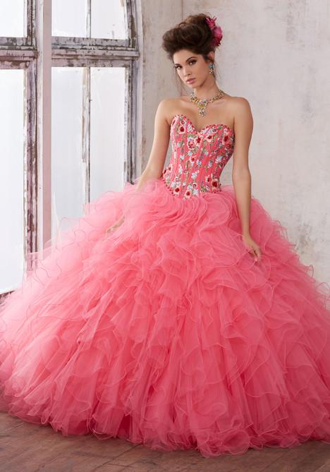 89121 (guava) Prom                                             dress by Mori Lee : Vizcaya
