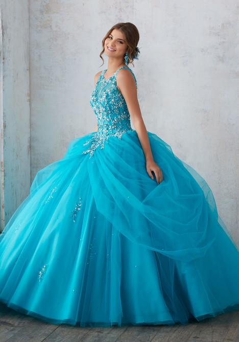 89125 (capri) Prom                                             dress by Mori Lee : Vizcaya