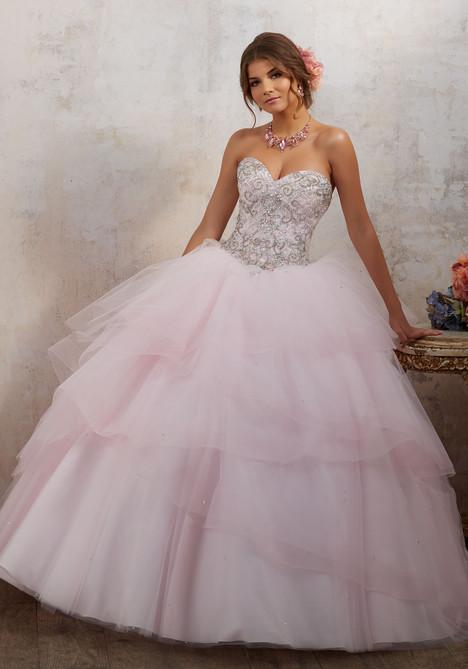 89130 (ballet pink) Prom                                             dress by Mori Lee : Vizcaya