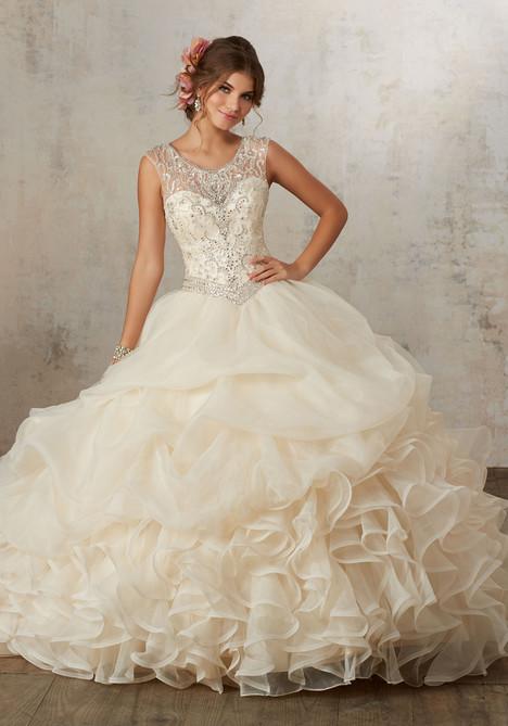 89132 (white) Prom                                             dress by Mori Lee : Vizcaya