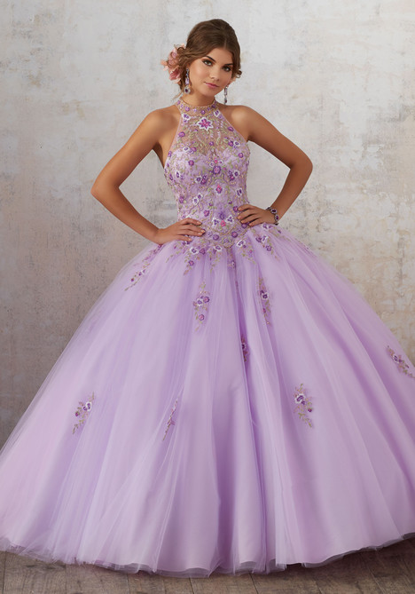 89134 (light purple) Prom                                             dress by Morilee Vizcaya
