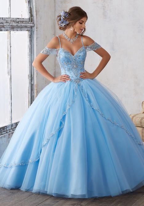 89135 (bahama blue) Prom                                             dress by Mori Lee : Vizcaya