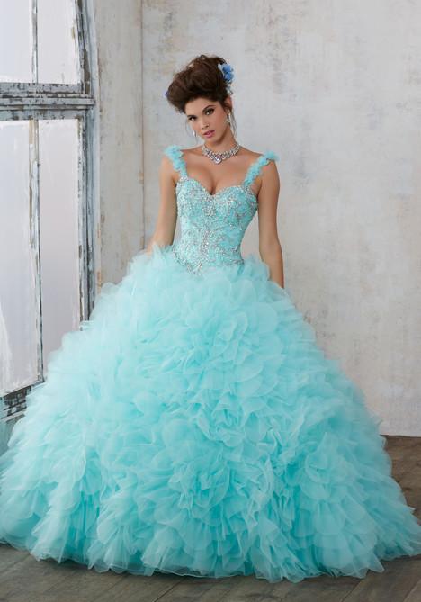 89137 (light aqua) Prom                                             dress by Mori Lee : Vizcaya