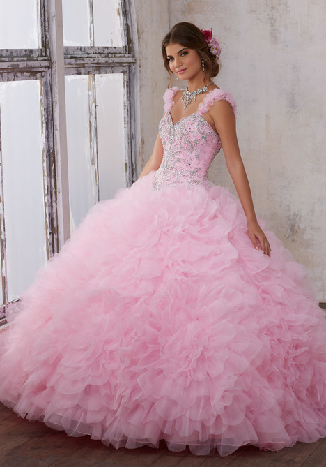 89137 (pink) Prom                                             dress by Mori Lee : Vizcaya