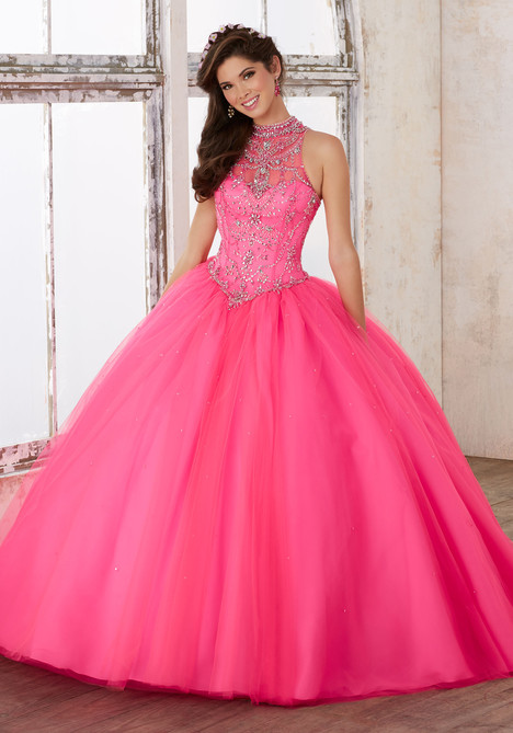 60011 (pink panther) Prom                                             dress by Mori Lee : Valencia