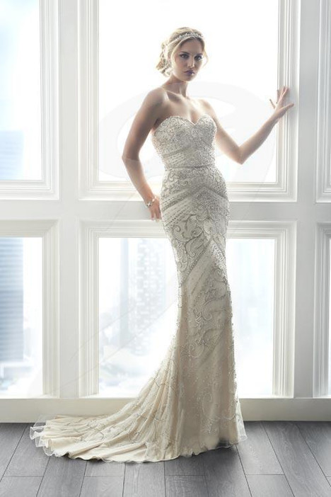 15615 Wedding                                          dress by Christina Wu
