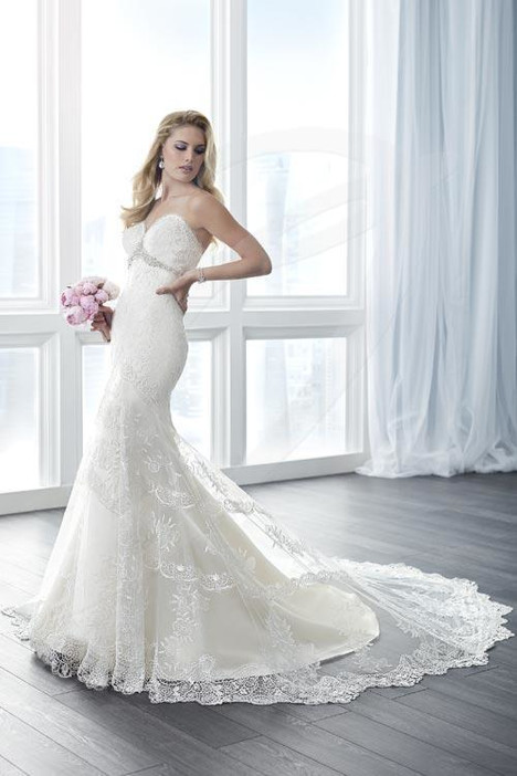15617 Wedding                                          dress by Christina Wu
