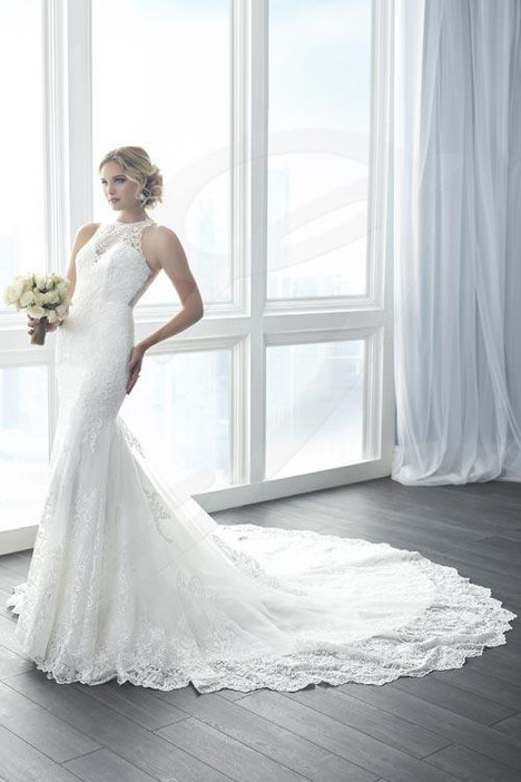 15620 Wedding                                          dress by Christina Wu