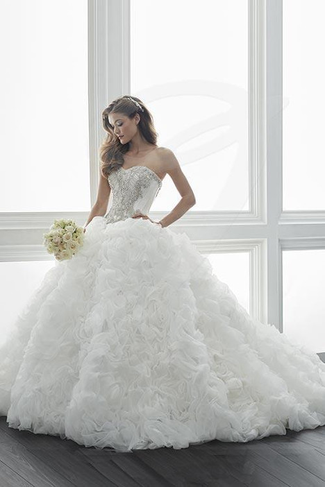 15634 Wedding dress by Christina Wu