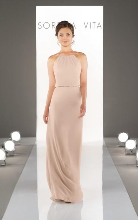 8872 Bridesmaids                                      dress by Sorella Vita