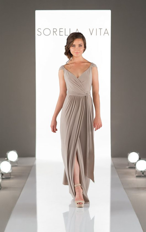 8874 gown from the 2015 Sorella Vita collection, as seen on dressfinder.ca