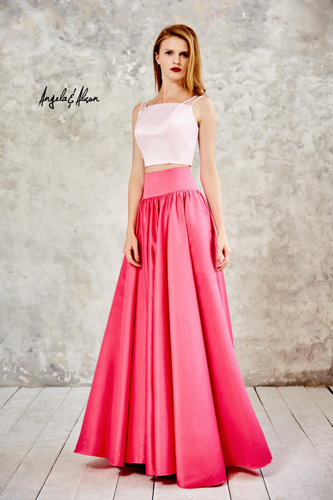 Style 771078 gown from the 2017 Angela & Alison Prom collection, as seen on dressfinder.ca