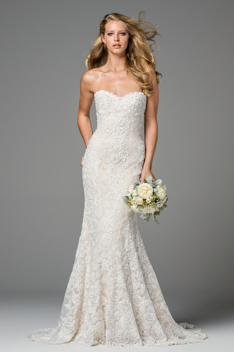 Copeland (2014B) Wedding                                          dress by Watters Brides