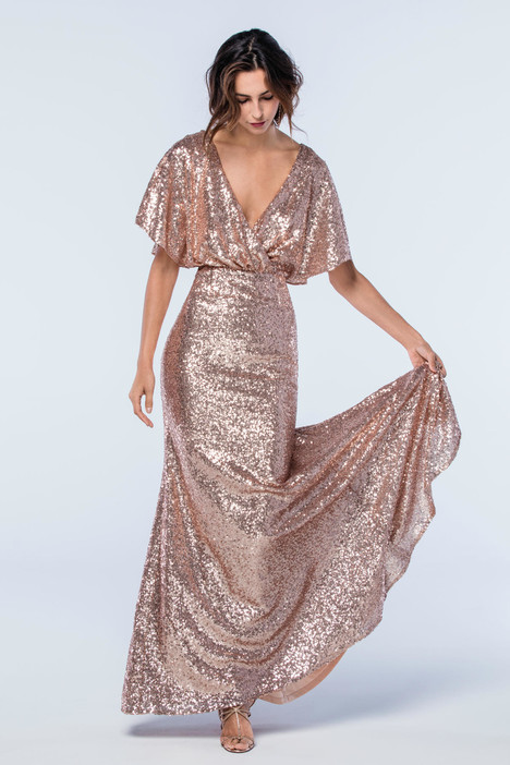 Elson (2306) gown from the 2017 Watters Bridesmaids collection, as seen on dressfinder.ca