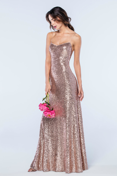 Lucette (1305) gown from the 2017 Watters Bridesmaids collection, as seen on dressfinder.ca