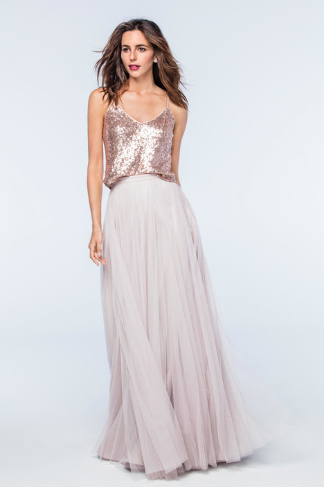 Zoe (top) + Acacia (skirt) Bridesmaids                                      dress by Watters Bridesmaids