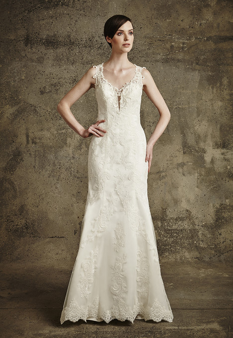1571 Wedding                                          dress by Madison Collection