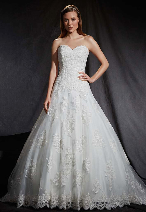 1614 Wedding                                          dress by Madison Collection