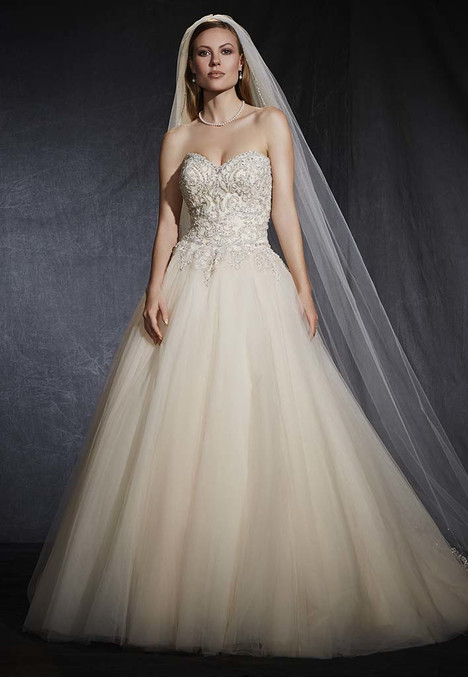 1620 Wedding                                          dress by Madison Collection