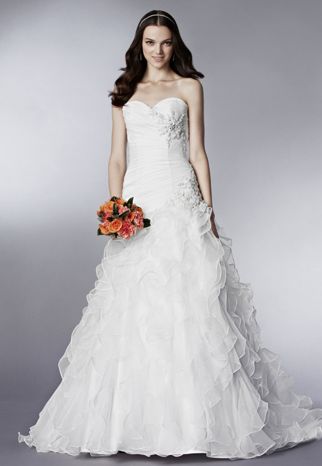 5505 Wedding                                          dress by Madison Collection