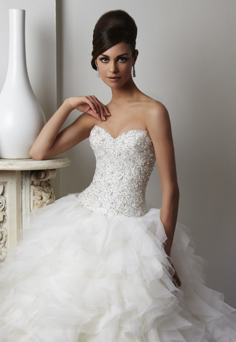 1453 Wedding                                          dress by Madison Couture
