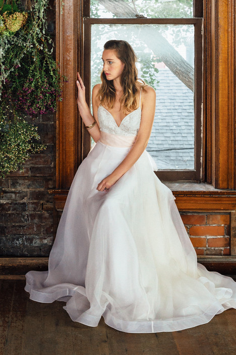 Magnolia Wedding                                          dress by Lea-Ann Belter