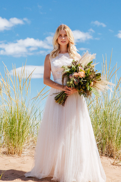 Darling Wedding                                          dress by Astrid & Mercedes