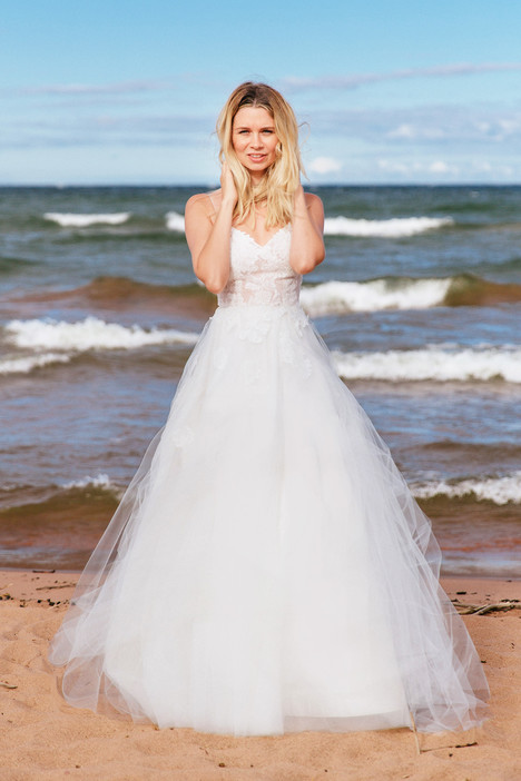 Romance Wedding                                          dress by Astrid & Mercedes