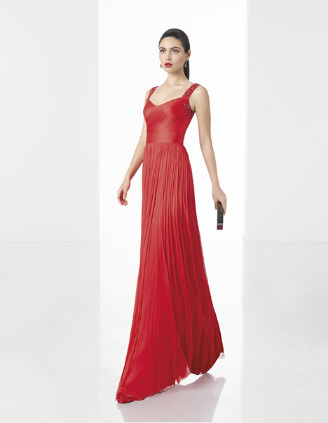 1T137 gown from the 2017 Rosa Clara: Cocktail collection, as seen on dressfinder.ca