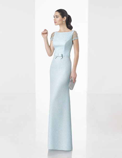 1T1C1 gown from the 2017 Rosa Clara: Cocktail collection, as seen on dressfinder.ca