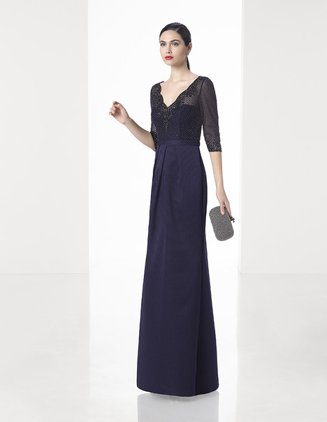 1T1C3 gown from the 2017 Rosa Clara: Cocktail collection, as seen on dressfinder.ca