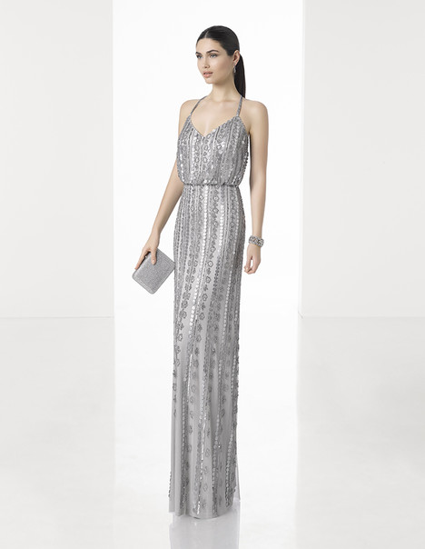 1T203 gown from the 2017 Rosa Clara: Cocktail collection, as seen on dressfinder.ca