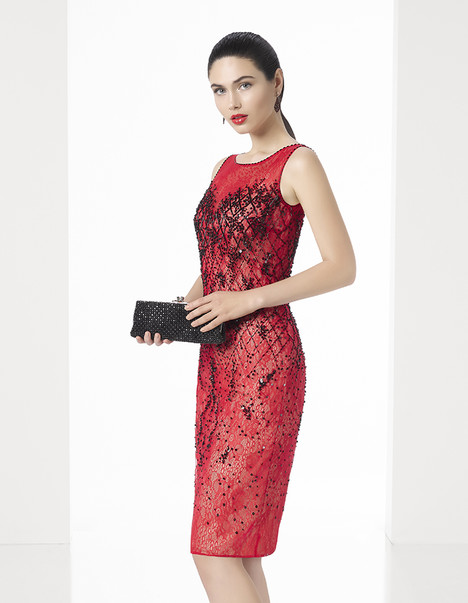 1T204 gown from the 2017 Rosa Clara: Cocktail collection, as seen on dressfinder.ca