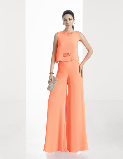 1T246 gown from the 2017 Rosa Clara: Cocktail collection, as seen on dressfinder.ca