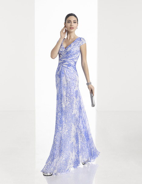 1T253 gown from the 2017 Rosa Clara: Cocktail collection, as seen on dressfinder.ca