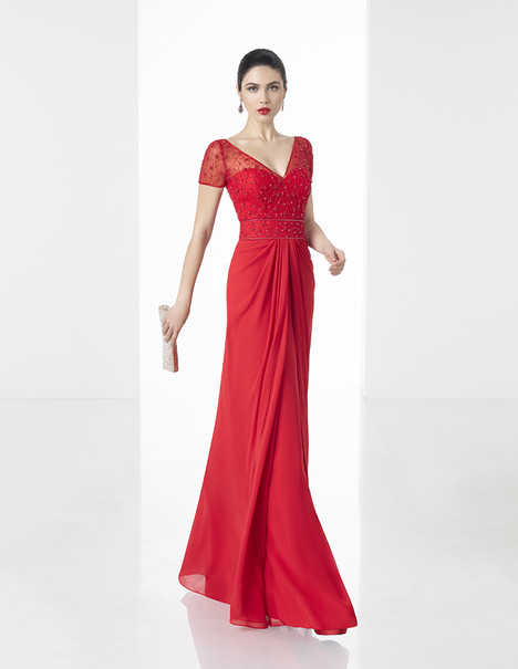 1T272 gown from the 2017 Rosa Clara: Cocktail collection, as seen on dressfinder.ca