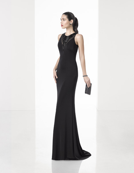 1T281 gown from the 2017 Rosa Clara: Cocktail collection, as seen on dressfinder.ca