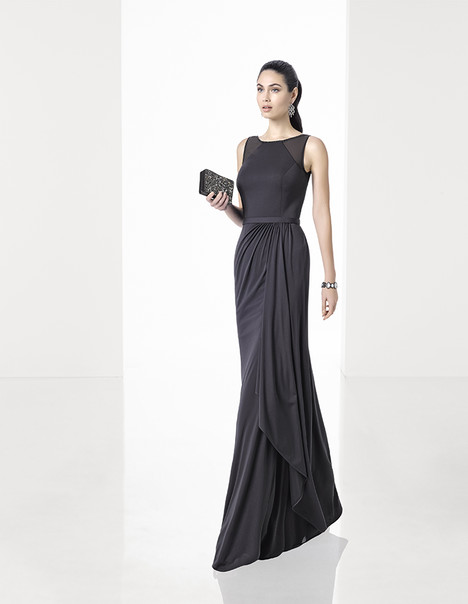 1T283 gown from the 2017 Rosa Clara: Cocktail collection, as seen on dressfinder.ca