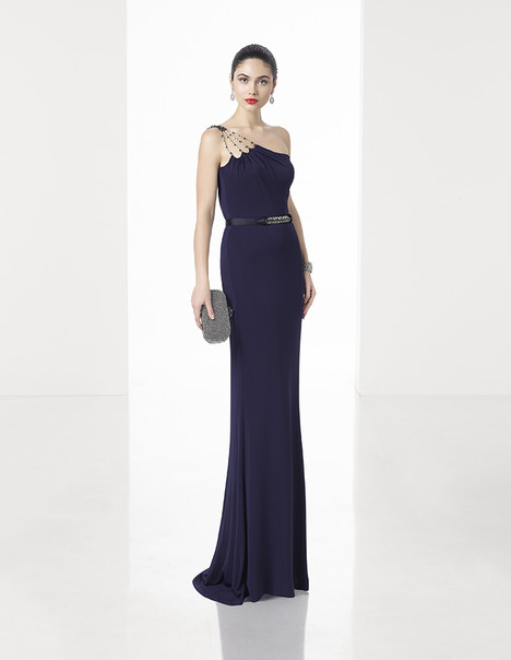 1T284 gown from the 2017 Rosa Clara: Cocktail collection, as seen on dressfinder.ca