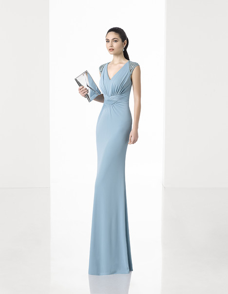 1T286 gown from the 2017 Rosa Clara: Cocktail collection, as seen on dressfinder.ca
