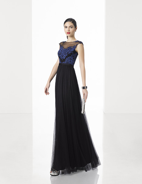 1T299 gown from the 2017 Rosa Clara: Cocktail collection, as seen on dressfinder.ca
