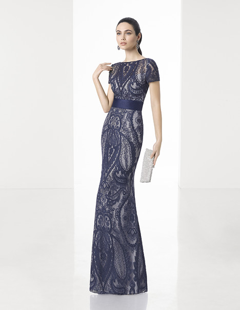 1T2A1 gown from the 2017 Rosa Clara: Cocktail collection, as seen on dressfinder.ca