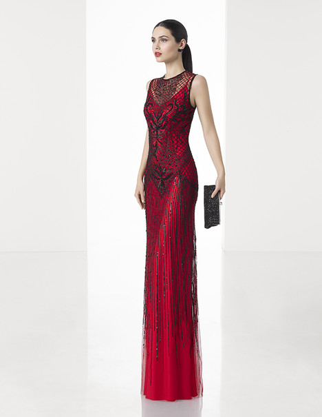 1T321 gown from the 2017 Rosa Clara: Cocktail collection, as seen on dressfinder.ca