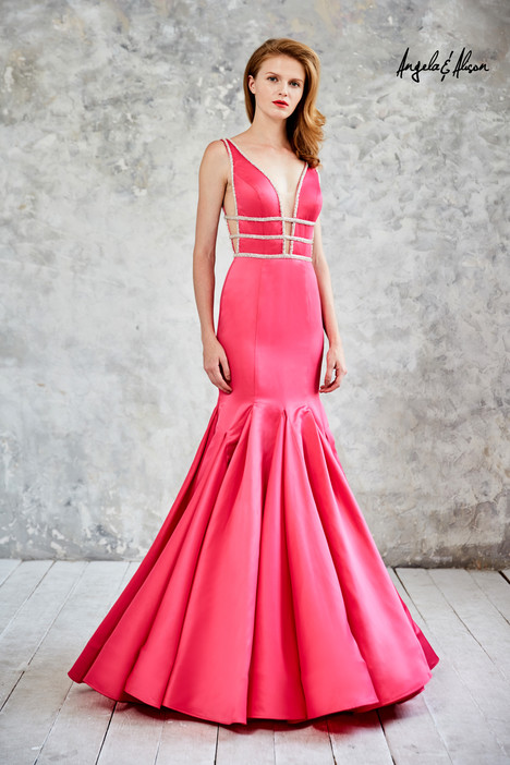 771103 (fuchsia) gown from the 2017 Angela & Alison Prom collection, as seen on dressfinder.ca