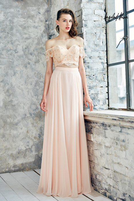 771104 (champagne) gown from the 2017 Angela & Alison Prom collection, as seen on dressfinder.ca