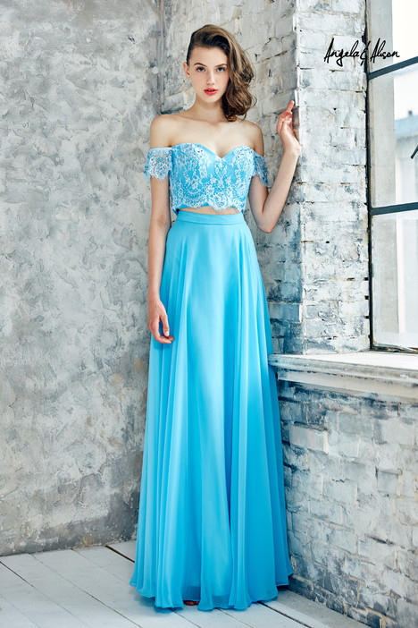 Style 771104 gown from the 2017 Angela & Alison Prom collection, as seen on dressfinder.ca